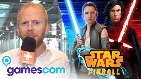 Gamescom 2019 : On a joué à Star Wars Pinball, bientôt sur Nintendo Switch