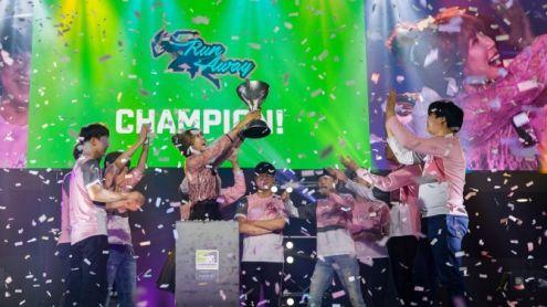 Overwatch Contenders : RunAway couronnée championne de la Corée du Sud pour la troisième fois