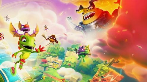 Yooka-Laylee and the Impossible Lair date sa sortie