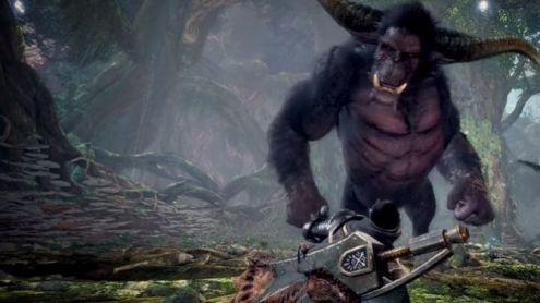 Monster Hunter World Iceborne : Rajang bientôt réintroduit, la vidéo