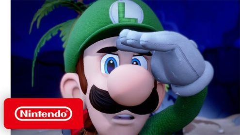 Nintendo Switch : Luigi's Mansion 3 présente ses nombreux environnements en vidéo