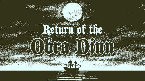 Return of the Obra Dinn arrive sur Nintendo Switch !