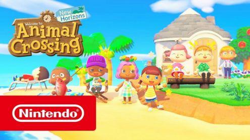 Nintendo Switch : Animal Crossing vous présente sa vie d'insulaire