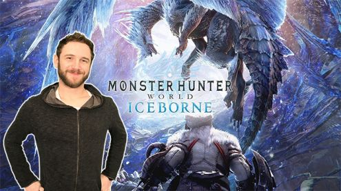 #GameblogLIVE : On vous présente Monster Hunter World Iceborne à 18h00 !
