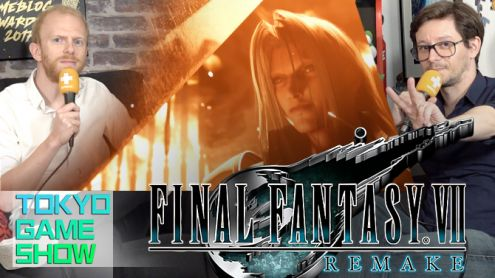 TGS 2019 : On a rejoué à Final Fantasy VII Remake, et on y croit à fond