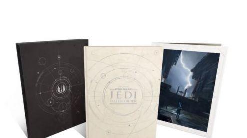 Star Wars Jedi Fallen Order : L'artbook s'effeuille et montre quelques images