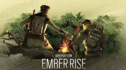 Rainbow Six Siege : Téléchargez la saison Ember Rise maintenant !