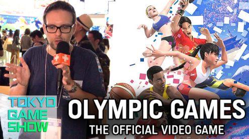 TGS 2019 : Romain a joué au jeu officiel des JO de Tokyo 2020, un jeu de sport varié et accessible