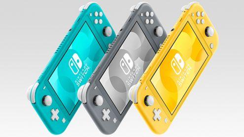 Nintendo Switch Lite :La mise à jour 9.0.1 vient corriger un problème TRÈS énervant