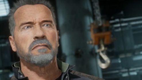 Une bande-annonce de gameplay dingo (en VO et VF) pour le Terminator de Mortal Kombat 11