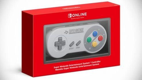"""Nintendo Switch : La manette Super Nintendo à nouveau disponible, en quantités """"très limitées"""""""