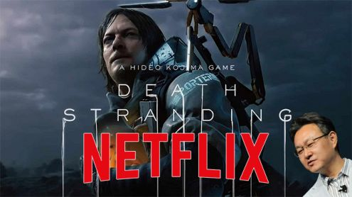 """Death Stranding : Shuhei Yoshida compare l'histoire à """"une bonne série Netflix"""""""