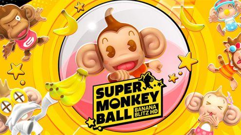Nintendo Switch : Une démo pour Super Monkey Ball Banana Blitz HD