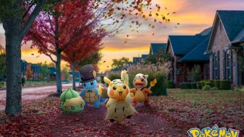 """Pokémon Go : Des événements """"effrayants"""" à partir du 17 Octobre pour Halloween"""