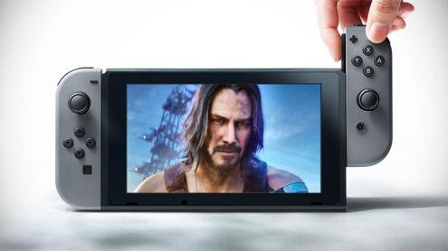 Cyberpunk 2077 sur Nintendo Switch ? CD Projekt RED donne son avis