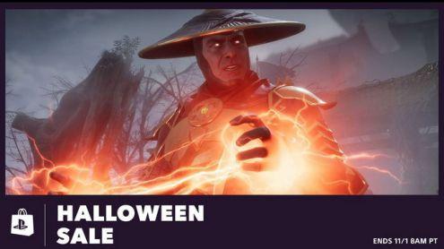 PlayStation Store : Les promotions d'Halloween démarrent, soldes jusqu'à -60%