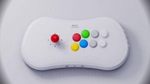 Le Neo Geo Arcade Stick Pro se précommande en France : Images, date, jeux et prix !