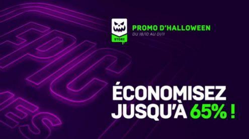 Epic Games Store : La promo d'Halloween a démarré, jusqu'à -65% sur une trentaine de jeux