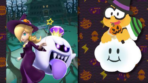 Mario Kart Tour : Le contenu de l'événement Halloween se détaille en vidéo, avec une surprise