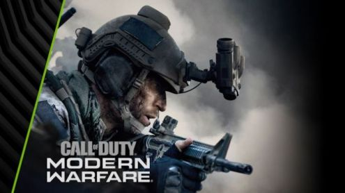 Nvidia sort les drivers pour Call of Duty Modern Warfare et The Outer Worlds