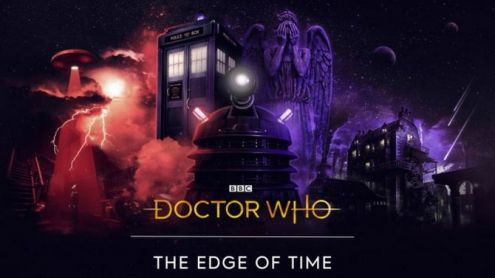 Doctor Who The Edge of Time arrivera en novembre en VR