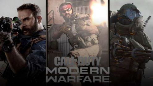 Call of Duty Modern Warfare retiré du PlayStation Store en Russie