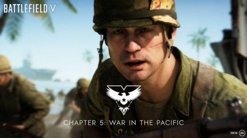 Battlefield V : La guerre du Pacifique pour fin octobre, Wake Island de retour