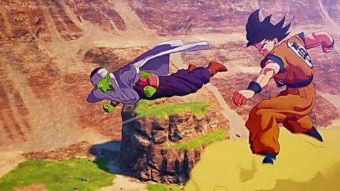Dragon Ball Z Kakarot parle soutiens et personnages jouables en vidéo