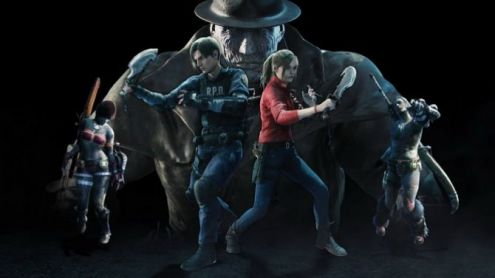 Monster Hunter World Iceborne : La collaboration avec Resident Evil 2 va démarrer
