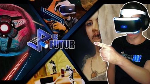 VR Le Futur #067 : Angry Birds VR, Layers of Fear VR, Rocket League... + toute l'actu de la semaine