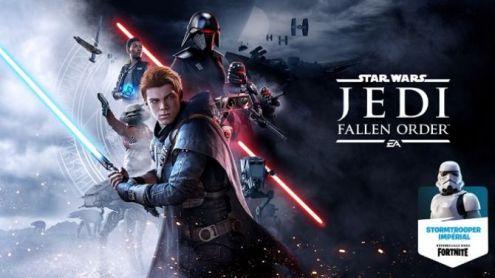 Fortnite x Star Wars : Le skin Stormtrooper impérial en temps limité sur consoles