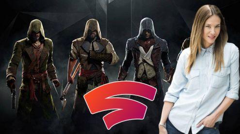 Google Stadia : Jade Raymond débauche d'anciens producteurs d'Ubisoft