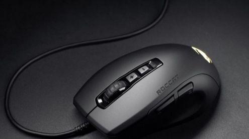 TEST de la souris Roccat Kone Pure Ultra : Un poids plume performant