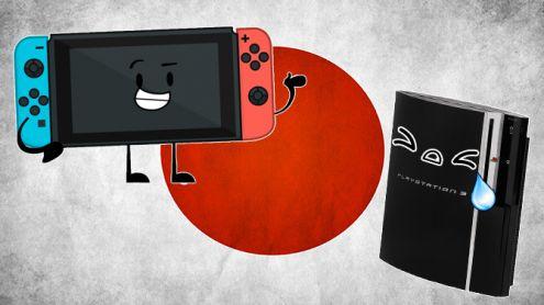 Japon : La Nintendo Switch dépasse les ventes de la PS3 selon Famitsu
