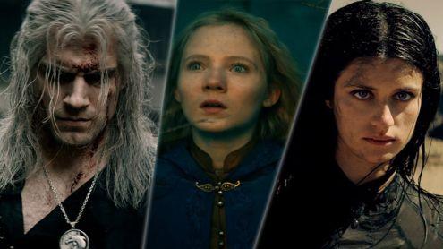 The Witcher sur Netflix : Geralt, Yennefer et Ciri se présentent en vidéos bourrées d'extraits inédits