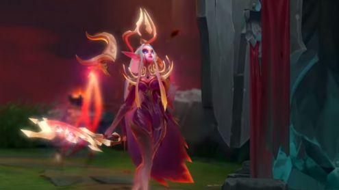League of Legends : L'événement Nuit et Aube débarque dans le jeu