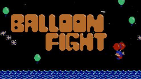 Nintendo Switch : Ce bon vieux Balloon Fight arrive dans la gamme Arcade Achives VS