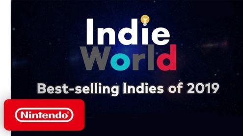 Nintendo Switch : Quels sont les jeux indés les plus vendus sur l'eShop ? La réponse en vidéo