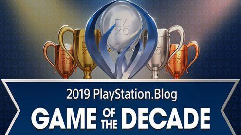 PlayStation Blog : Les joueurs élisent les jeux de la décennie 2010-2019, découvrez le palmarès