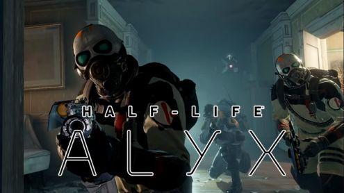 Half-Life Alyx : De nouvelles images dévoilent l'univers du prochain jeu de Valve