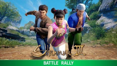 Shenmue III : Le DLC Battle Rally annoncé pour bientôt, incarnez un autre personnage