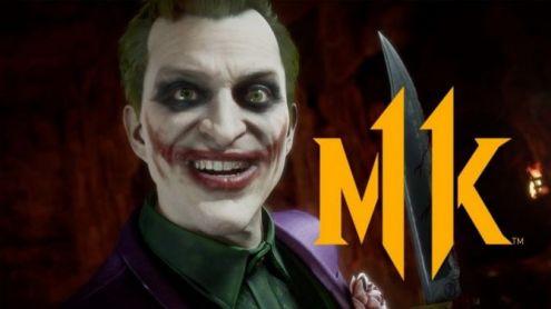 Mortal Kombat 11 : Le Joker prépare son arrivée avec le sourire