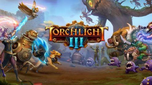 Torchlight III sera en alpha fermée dès demain le 29 janvier 2020