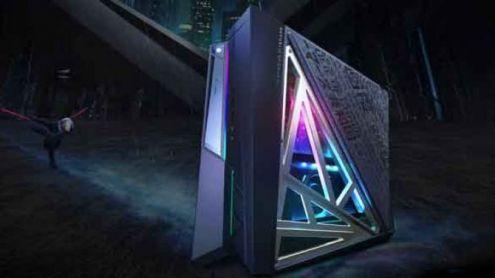 Asus ROG refait une santé à son mini-PC gaming Huracan G21