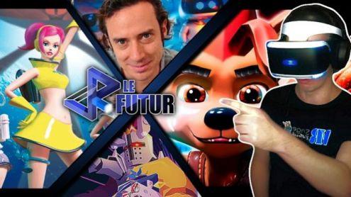 VR le Futur #79 : EVA Stadium, Ven VR Adventure, Star Child... + Toute l'actualité de la semaine