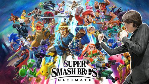 Super Smash Bros. Ultimate : Plus d'ajout après la saison 2, Sakurai veut passer à autre chose