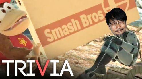 TRIVIA : Quand Hideo Kojima voulait que Snake s'infiltre dans Smash Bros.