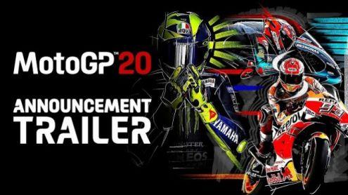MotoGP 20 annoncé en vidéo, une sortie avant le début du championnat