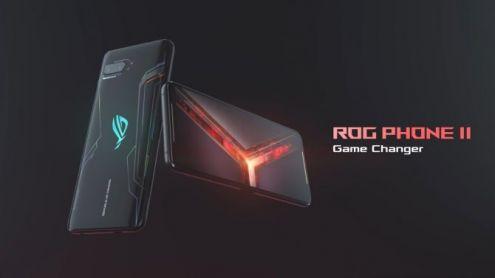 TEST de l'Asus ROG Phone 2 : Un smartphone gaming surpuissant à l'autonomie monstrueuse
