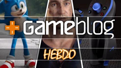 GBHebdo #21 : StarCraft Ghost, Uncharted, Sonic, PS VR 2, Coronavirus... L'actu résumée en vidéo
